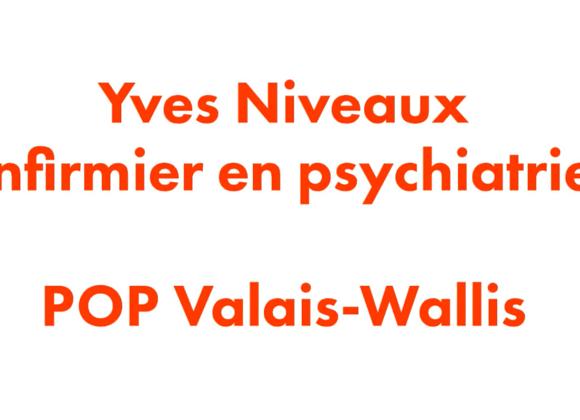 Taxe Corona de Solidarité – Témoignage d'Yves Niveaux, POP Valais