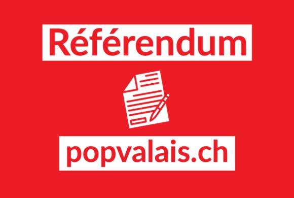 NON à la réforme fiscale Valaisanne