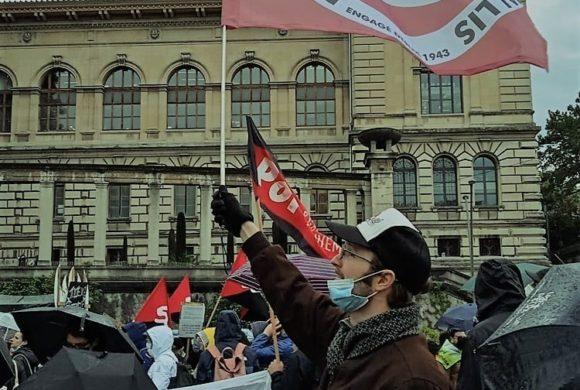 Grève pour l'avenir