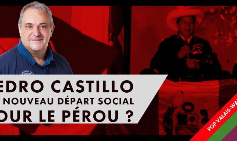 🇵🇪 Pérou victoire de Pedro Castillo à la présidentielle 🇵🇪