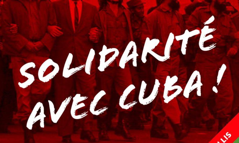 Le POP condamne la nouvelle attaque impérialiste contre Cuba