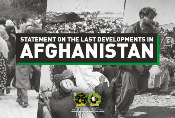 Solidarité avec le peuple afghan